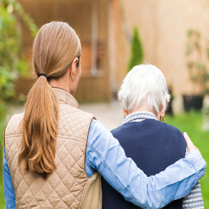 Home Safe Home with Dementia – Family Caregiver Quick Tip
