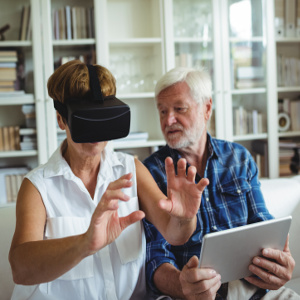 No Need to Wait for the Future – Technology Works for Seniors Now