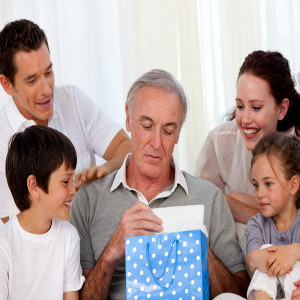 10 Gift Ideas for the Next Visit to Your Senior – Family Caregiver Quick Tip