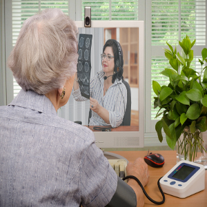 Telehealth – One Way (of Many) Senior Loved Ones' Health Can Benefit from Technology