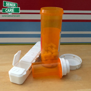 Managing Seniors' Medication – Family Caregiver Quick Tip