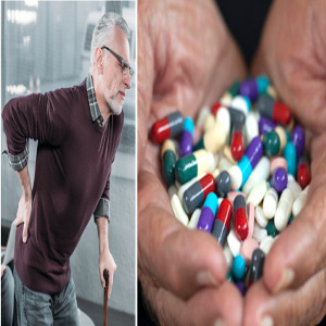 Life Expectancy Drops as a Result of Pain Killers — For Seniors Too!