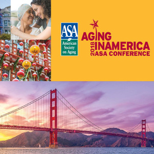 Aging in America 2018 Wrap-up — A Valuable Information Overload