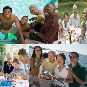 Engaging with Our Senior Dads and Granddads on Father's Day