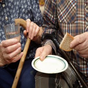 Senior Hunger & Food Insecurity — What Family Caregivers Can Do