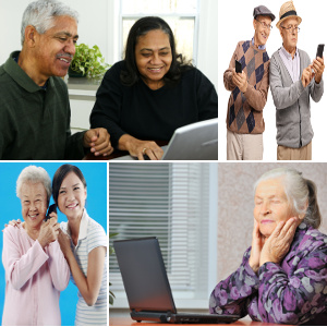 Technology Adoption by Older Adults Offers Promise for Aging in Place Innovations