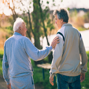 Words of Comfort for Family Caregivers of Loved Ones with Dementia