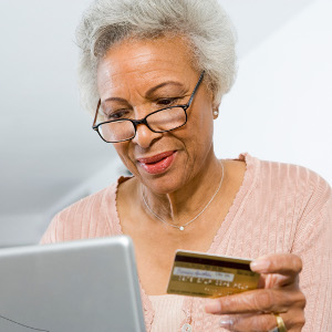 Holiday Online Shopping Safety — Family Caregiver Quick Tip