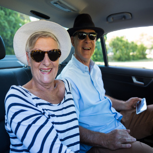 Free Rides for Seniors Can Lead to Improved Quality of Life