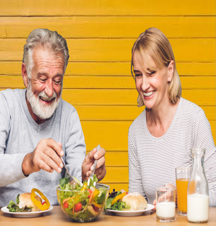 Eating Well While Growing Older – Family Caregiver Quick Tip